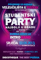 Vup.hr : Veliki studentski party